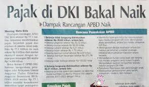 Image result for Pajak Naik,