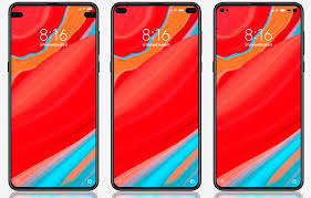 Xiaomi Goes On A Patent Spree With A Four Sided Edge Display And Two