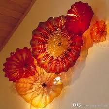 2021 turkey design colored blown glass