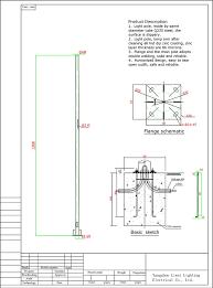 Iso9001 Steel Galvanized Price List Solar Street Lighting Pole Solar Street Lights Price List