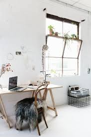 white office design. Unique Chairs Furniture For Fabulous Home Office Design With White Wall  Paint Color And Minimalist Computer Desk Decoration Also Using Decorate Square Glass White Office Design