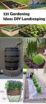 So if you need a few garden ideas for landscaping you are here at the right  place. These DIY projects will make your garden a place you will want to  spend ...