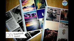 Inspirational Collages Diy Notebook Cover Inspirational Collages
