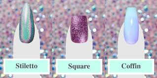 Nail Shapes For 2019 8 Styles Explained From Coffin To