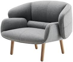 fusion chair by nendo modern armchairs  contemporary armchairs