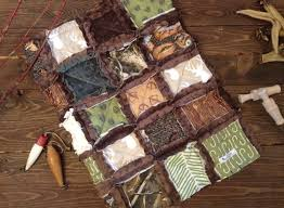 ULTIMATE HUNTER™ Baby Rag Quilt Exclusively from OCKBaby & 🔎zoom Adamdwight.com