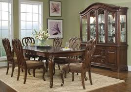 Wood Dining Room Sets  Thejotsnet - All wood dining room sets