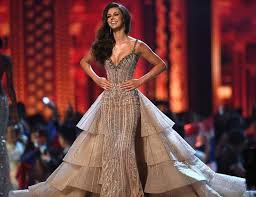 She is using her voice as miss universe to encourage young women to take up space and hopes to bring more voices together to make change across before being crowned miss universe, zozibini was working in public relations at a respected global firm. Best Evening Gowns Of Miss Universe Through The Decade