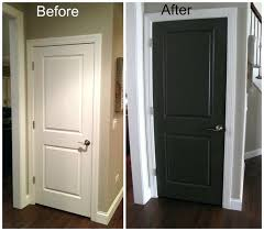 painting interior doors black black doors design black interior doors with white trim in painting interior painting interior doors black