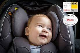 the izi go modular i size the from birth car seat received a score of very good at the adac stiftung waest and it was also the second part of the