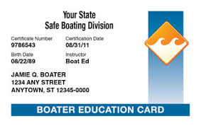 Online State-approved Boat-ed Boating Courses com® License