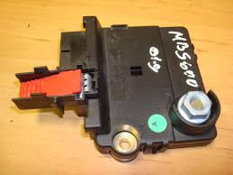 Mercedes S Class W220 Trunk Junction Fuse Box Usedecus Com