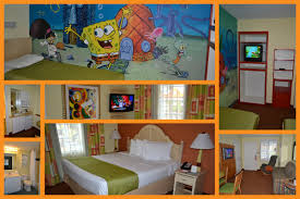 Spongebob Bedroom Furniture Tmnt Summer Of Shell At The Nick Hotel Sippy Cup Mom