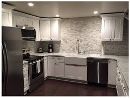 Cabinets Best Matched with Dark Appliances Premium Cabinets