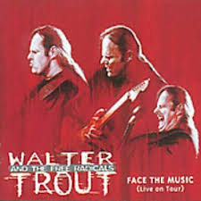 <b>Walter Trout</b> - <b>Face</b> The Music: Live On Tour (NEW CD) | eBay