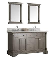 traditional double sink bathroom vanities. Fresca Kingston 61\ Traditional Double Sink Bathroom Vanities E