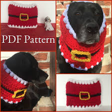 Dog Scarf Pattern Custom Design Ideas