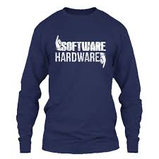 Software To Design Shirts Amazon Com Addblack Engineer T Shirt Software Hardware