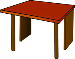 wood furniture clipart. Perfect Clipart Table Top Wood Clip Art In Furniture Clipart B
