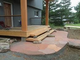 flagstone patio cost. Delighful Patio Garden Paving Cost  Flagstone Patio In Flagstone Patio Cost L