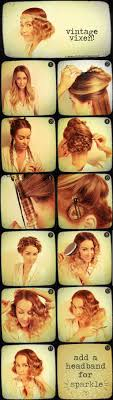20s Hair Style best 25 1920s long hair ideas flapper hairstyles 4935 by wearticles.com