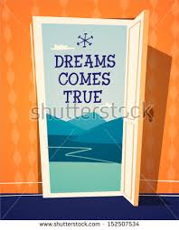 Open Front Door Illustration bigking keywords and pictures