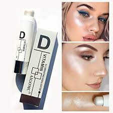 amazon highlight powder stick lon women highlight contour stick beauty makeup face powder cream shimmer concealer d beauty