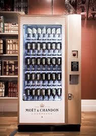 Mini Vending Machine Uk Mesmerizing K48 Projects Moët Chandon Vending Machine Architype A