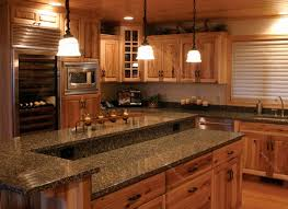 kitchen design black quartz oak cabinet kitchen quartz countertop black solid surface countertops