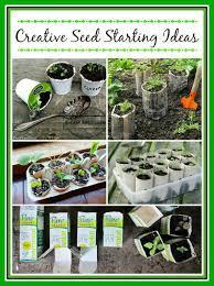 10 creative seed starting ideas diy