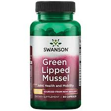 Buy <b>New Zealand Green Lipped</b> Mussel 500 mg 60 Caps 1 Pack by ...