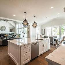 Perfect Kitchen Island Sink With Dishwasher, Transitional, Kitchen Great Ideas
