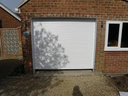 electric garage doorElectric Remote Control Roller Shutter Garage Door MADE TO MEASURE