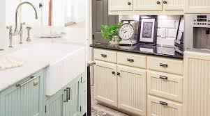 tongue groove or beadboard kitchen cabinet door