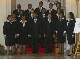 fisk jubilee singers rise shine. the fisk jubilee singers then and now rise shine