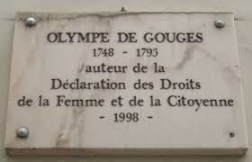 Image result for olympe de gouges