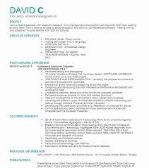 Emc Test Engineer Sample Resume Delectable Embedded Hardware Engineer Resume Sample LiveCareer