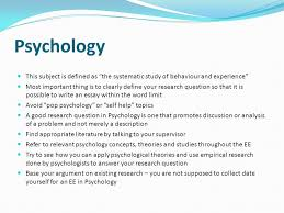 what is it and why should i care ppt 37 psychology