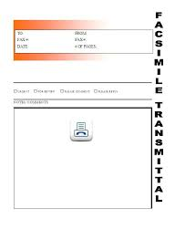 Sample Fax Cover Sheet Letter Format Form Template – Rightarrow ...
