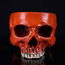 Berry President Halloween Scene Decoration Skull ... - Amazon.com