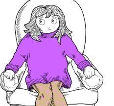 Image result for Clutching Armrests