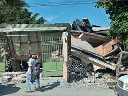 Haiti searches for survivors after ...