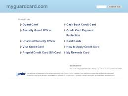 california security guard card training history