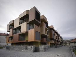 apartment building design. Top Design Gallery Tetris Exterior Apartment Building A
