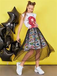 Юбка <b>Juno</b> 10986007 в интернет-магазине Wildberries.ru