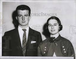 First Place Winner Gordon W. Peterson Priscilla Pierce 2nd 1956 Vintage  Press Photo Print | Historic Images