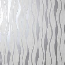 arthouse metallic wave textured