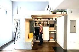 loft bed with closet underneath loft closets ideas loft bed with closet collect this idea custom