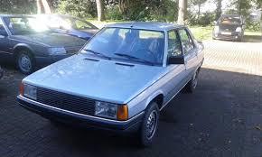 Renault 9 TSE 1983 - AutoShite - Autoshite