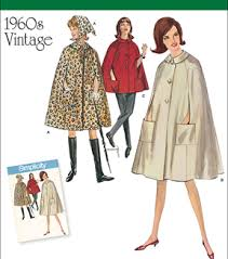 Simplicity Patterns Vintage Fascinating Simplicity Patterns Us48R48Simplicity Misses' Vintage 48'S Cape